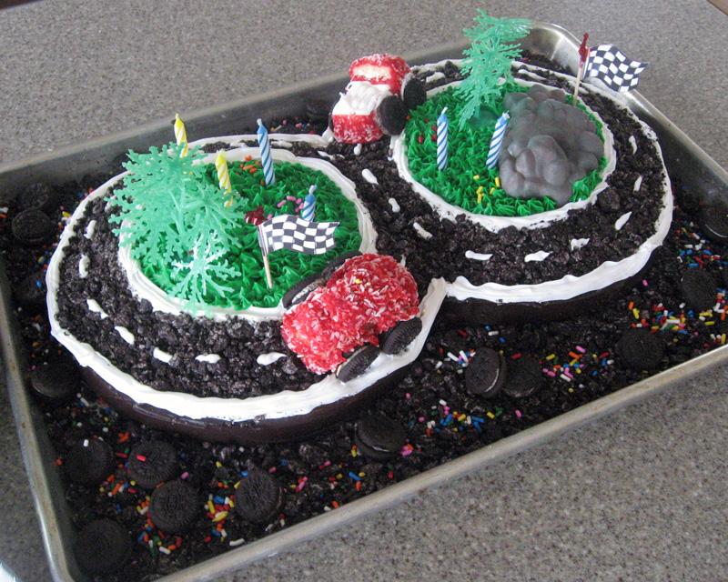 Wonderfullfood Dairynut Free Themed Birthday Cakes
